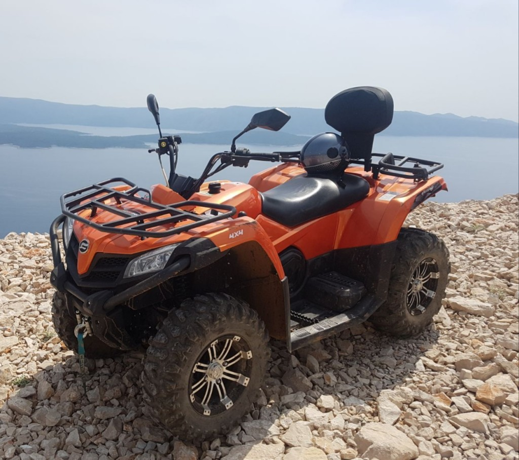rent a quad 450 ccm rent a quad supetar island brac i