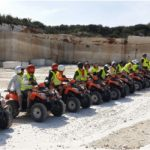 quad safari supetar, rent quad rent atv supetar brac najam quada brač Supetar bol