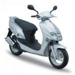 rent a scooter 50 ccm, rent scooter supetar bol milna brac croatia from split
