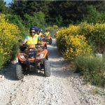 Quad safari Supetar, island tour, rent a quad supetar, brac, off road adventure, brac adventure,