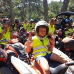 Quad safari Supetar, rent a quad Supetar, off road adventure, island tour, brac adventure, quad safari bol