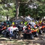 quad safari brac, quad safari brač, quad brac activities