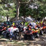 quad safari brac, quad safari brač, quad brac activities