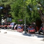 rent a scooter supetar rent a buggy renta a quad brac, what to do in brac, activities, free time, adventure