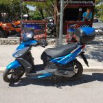 Rent a scooter supetar, rent a sccoter brac, rent a scooter 125 ccm, rent motor, najam skutera, najam vozila, rent a scoorer from Split, best price