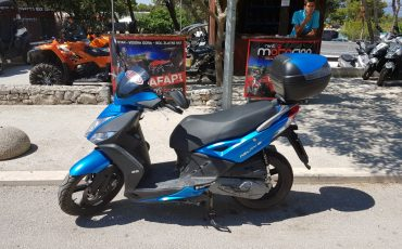 Scooter – 125 ccm
