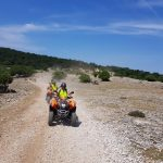 Safari brač tour brač supetar atv utv quad supetar renta a scooter rent a quad rent a buggy safari