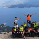 rent a scooter, rent a quad, rent a buggy, quad safari, rent in Supetar, brac, Brač, Postira, bol, Milna, thomas cook crew quad safari brac
