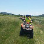 quad safari croatia,