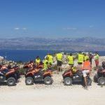 stone quad safari brac, quad safari brac, quad sfari supetar