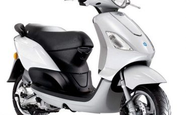 Scooter – 50 ccm